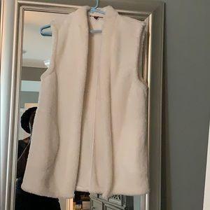 Winter Warm Short Faux Fur Vest